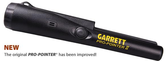 Garrett Pro - Pointer II / The Professional's Pinpointer w/ Holster Metal Detector 1166050