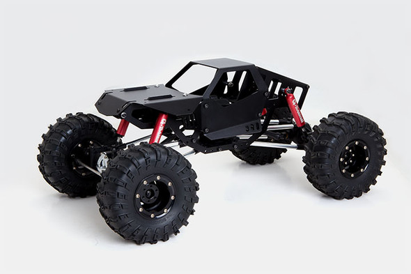 GMade GM30058 Stealth V2 Rock Crawling Chassis: Gmade R1 Rock Buggy