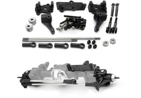 Gmade GM51124S Rear Steering Kit R1 Rock Buggy