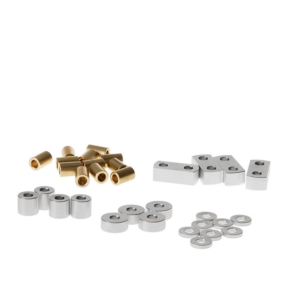 Gmade GM52135S GS01 Metal Spacers for Leaf Spring Kit fits Sawback