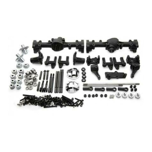 Gmade GM30089 GA60 Front And Rear Axle Set : GOM