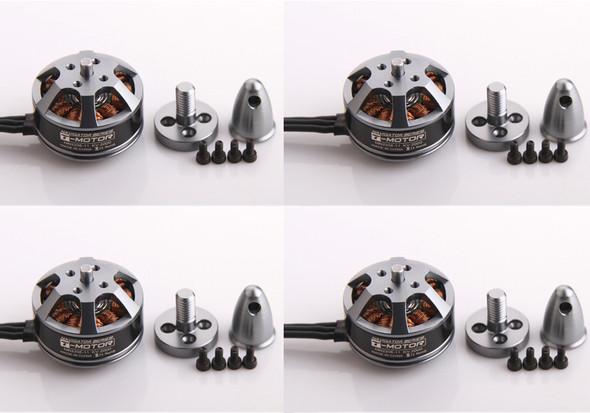 Tiger Motor Navigator MN2206-20 2000KV Brushless Multi Rotor Motor Set of 4
