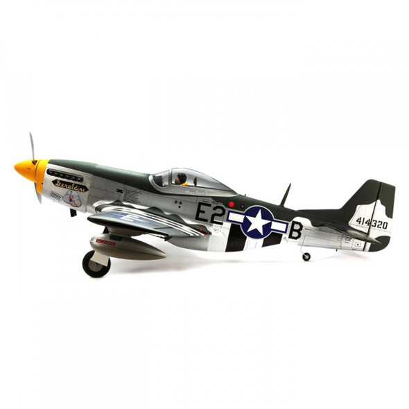 "Hangar 9 HAN2820 P-51D Mustang 20cc ARF 69.5"" Airplane"