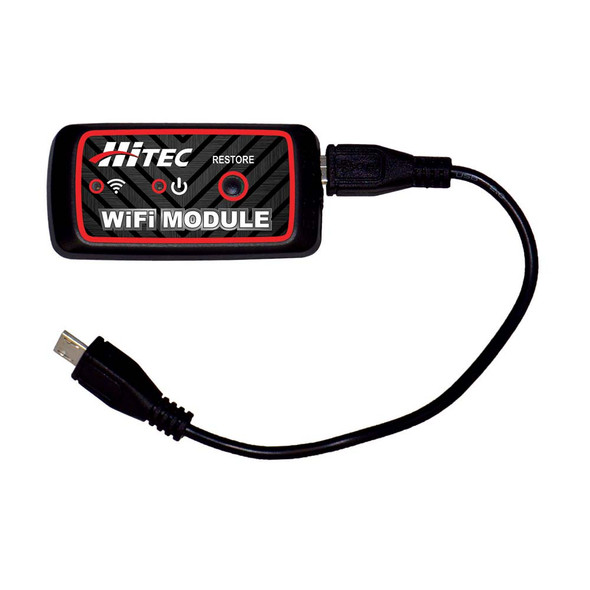 Hitec 44228 WiFi Module with Cable for X2 AC Plus / X2 AC Pro Chargers