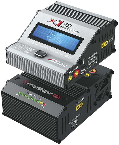 Hitec X1 180W Pro/ePowerbox Combo LiPo / LiFe / LiIon / NiMH / NiCd / Pb 61070