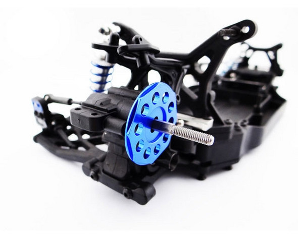 Hot Racing Power Up Gear Adapter for the Associated B4 B5