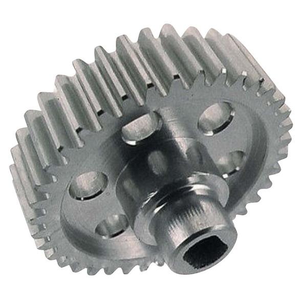Hot Racing MLT38X Aluminum Center Locked Spool Gear MLST