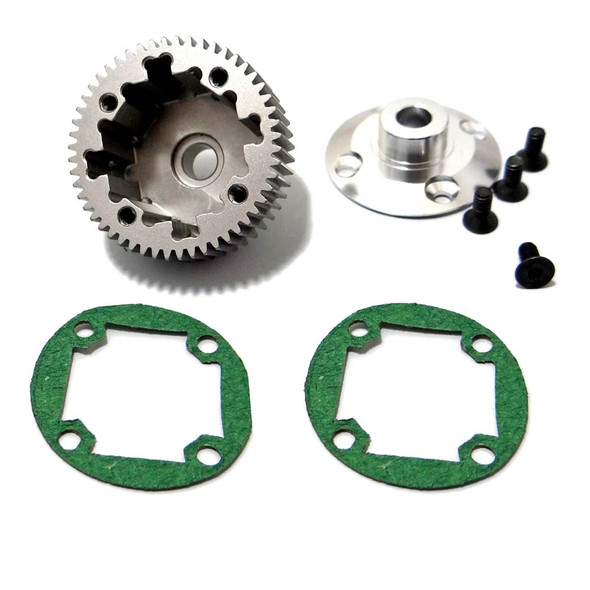Hot Racing SCT38XH Hard Aluminum Diff Gear 10B4.1/2 /10T4.1/2/3 /SC10/2/3/B
