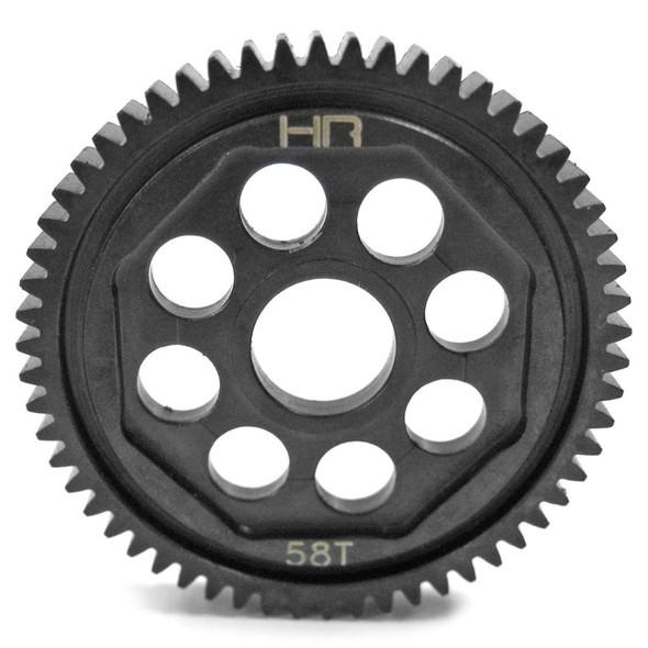 Hot Racing SOFE858 Steel Main Gear 48P 58T Losi Mini 8ight
