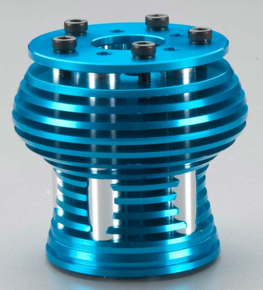 RB Innovations TRX 3.3 Cooling Head Blue/Heat Exchanger