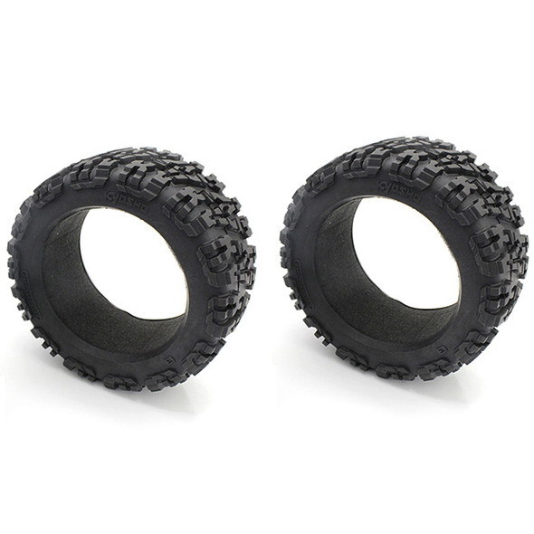 Kyosho IST112 Tires (2Pcs) Includes Inserts : Inferno NEO ST 3.0.