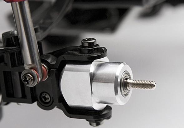 JUNFAC J43023 Straight Axle Adaptor for Tamiya High-Lift Axle