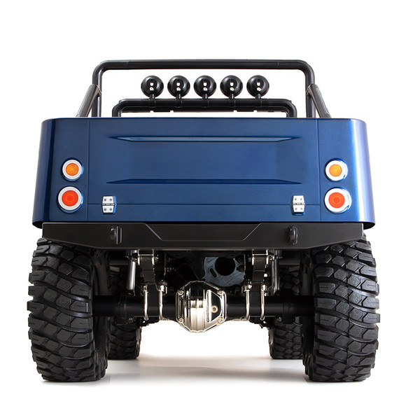 JUNFAC J80012 Heavy Duty Rear Bumper for Sawback / Komodo