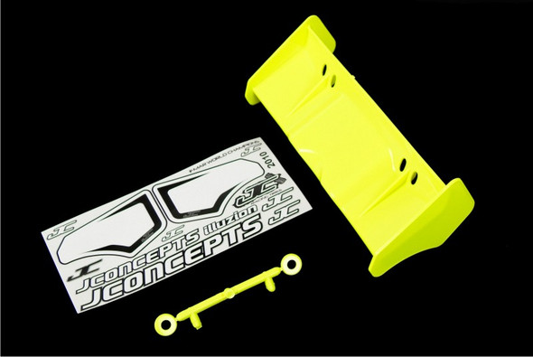 JConcepts 0113Y Illuzion 1/8th Scale Yellow Wing