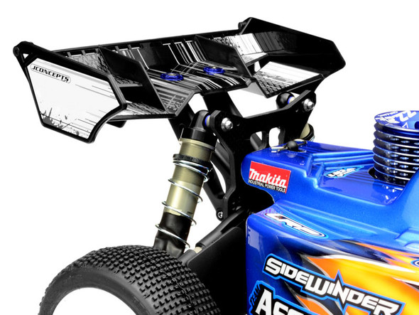 JConcepts 0128B Finnisher - 1/8th Wing