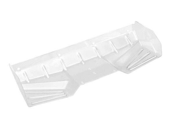 JConcepts 01461 Hybrid 1/8 Polycarbonate Pre-Trimmed Wing Clear