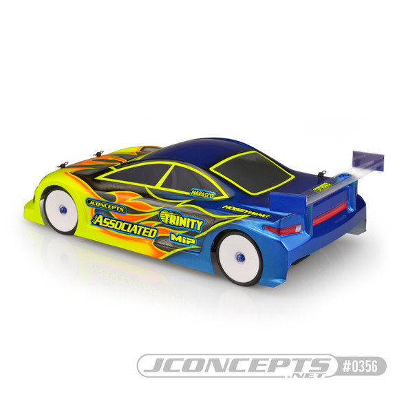 J Concepts 0356L A1R A-One Racer Light Weight Touring Car Clear Body 190mm