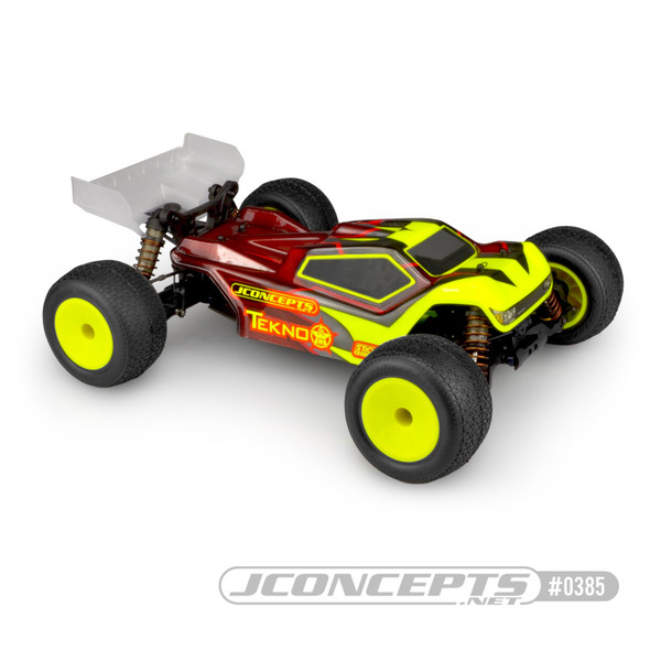 J Concepts 0385 Finnisher Clear Body : Tekno ET410
