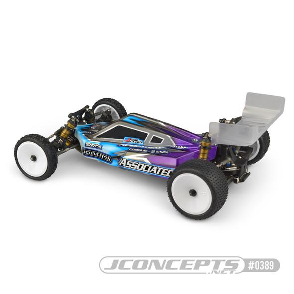 J Concepts 0389 P2K Clear Body w/ Aero Clear Wing : B6.1