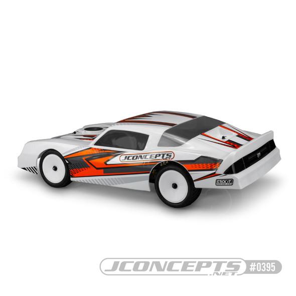 JConcepts 0395 1978 Chevy Camaro Street Stock Clear Body : B6.1 / B6