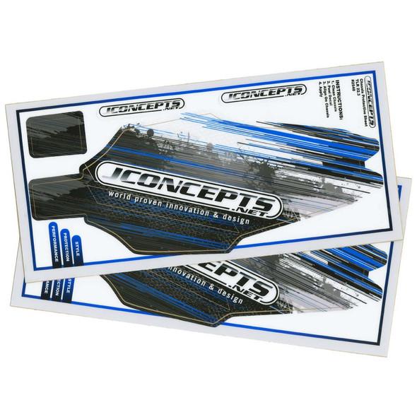 JConcepts 2540 Precut Chassis Protective Sheet : Losi TLR 22 3.0