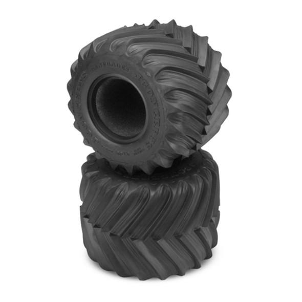 JConcepts 3168-01 Renegades Monster Truck Tire Blue (soft) Compound SMT10 / Clod