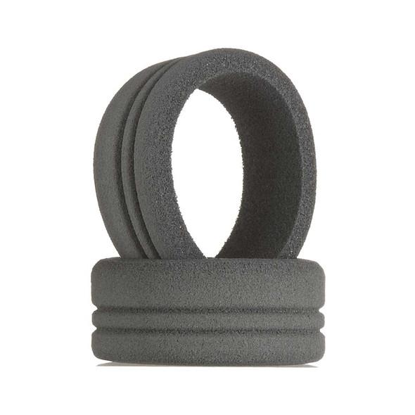JConcepts 3241 Dirt-Tech Foam Transmitter Grip Gray (2) Futaba / KO / Specktrum