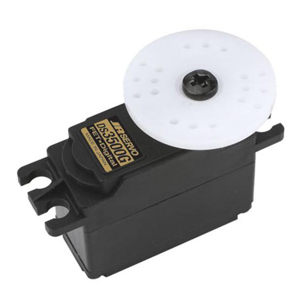 JR Radio JRPS3500G DS3500G Ultra-Speed Mini Gyro Servo