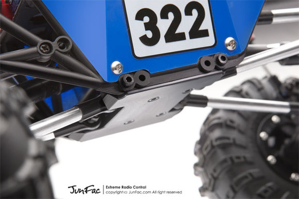 JUNFAC Delrin Skid Plate ( Gmade R1 )