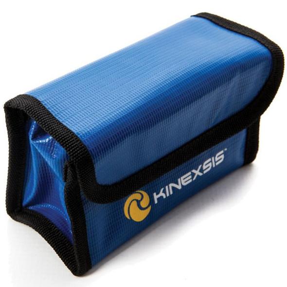 Kinexsis KXSB9501 LiPo Battery Charge Protection Bag Small ( 14 x 6.5 x 8cm )