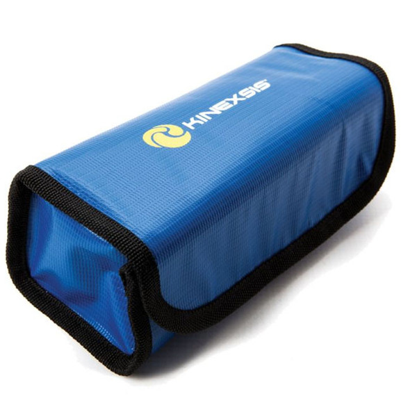 Kinexsis KXSB9502 LiPo Battery Charge Protection Bag Large ( 18x8x5.5cm )