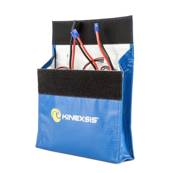 Kinexsis KXSB9503 LiPo Storage and Carry Bag 21.5 X 4.5 X 16.5cm