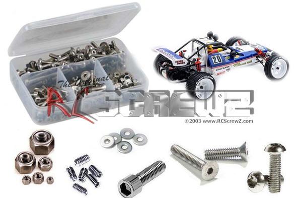 RC Screwz KYO176 Kyosho Turbo Scorpion 2wd Stainless Screw Kit