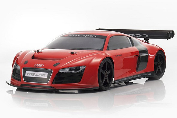Kyosho 33006B 1:8 Inferno GT2 Audi R8 LMS Red Race SPEC 1/8 GP 4WD RS