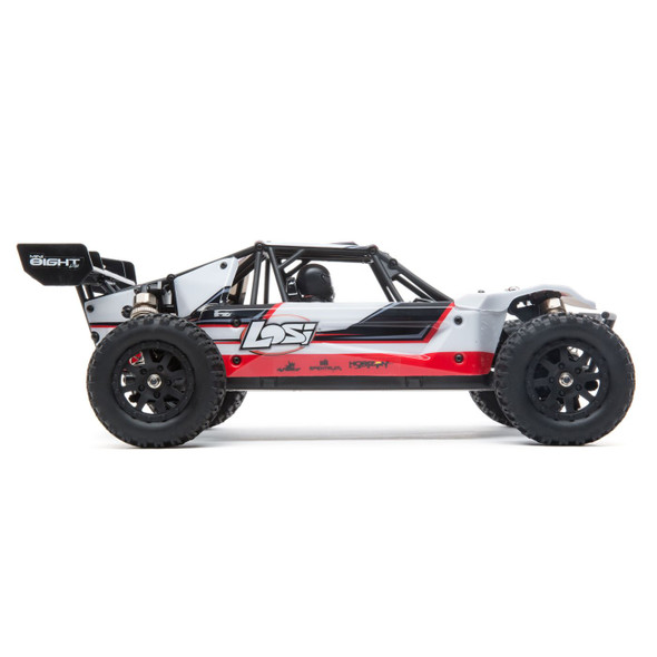 Losi LOS01009T1 1/14 Mini 8IGHT-DB 4WD Electric Buggy RTR White