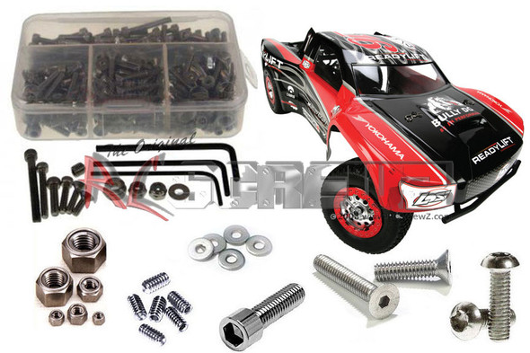 RC Screwz LOS056 Losi XXX-T SCT Stainless Screw Kit