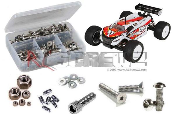 RC Screwz LOS106 Losi Mini 8ight-T 1/14th Stainless Screw Kit