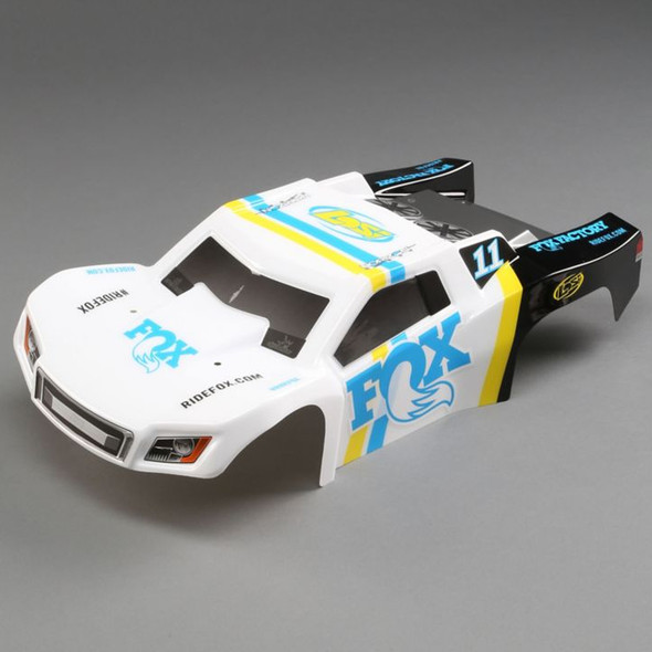 Losi LOS230063 Fox Racing Body Painted Set :Tenacity SCT