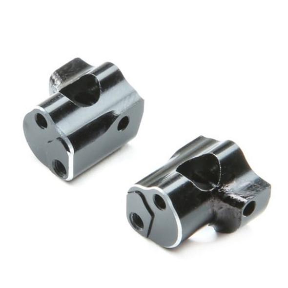 Losi LOS311003 Caster Block 0 Degree L/R Aluminum : Mini-T 2.0