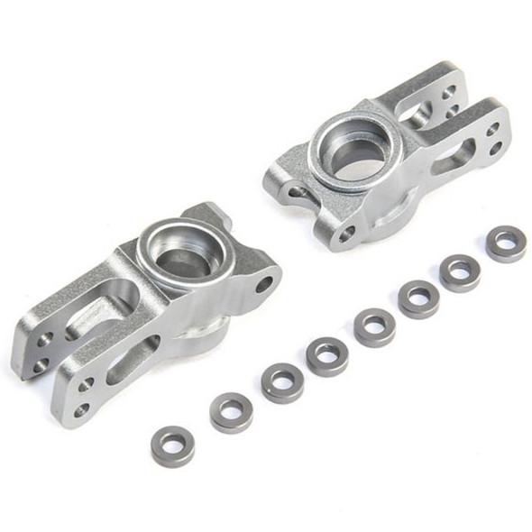 Losi LOS334011 Aluminum Rear Hubs (2) :Tenacity
