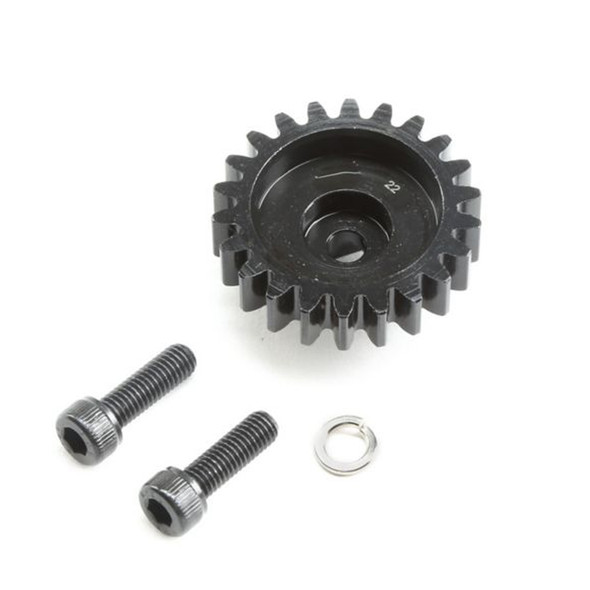 Losi LOS352008 Pinion Gear and Hardware 22T 1.5M : 5ive-T 2.0