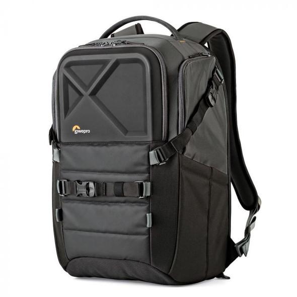 Lowepro QuadGuard BP X3 Drone Backpack Black : 1 FPV Quad & 15″ Laptop w/ Exterior Mounts