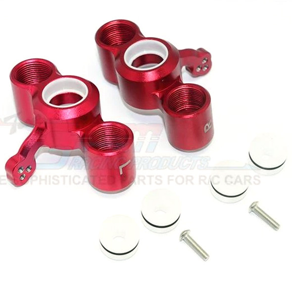 GPM Alum Front Knuckle Arms (8Pcs) Red : Senton / Typhon / Talion / Infraction / Limitless