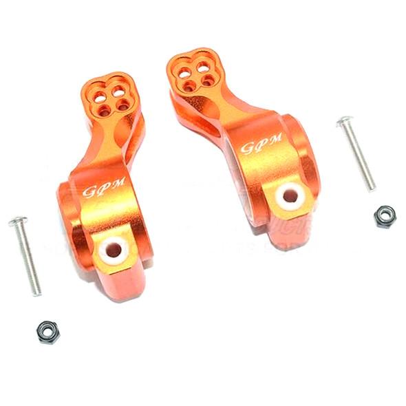 GPM Aluminum Rear Knuckle Arm (6Pcs) Orange : SENTON / TALION / INFRACTION / LIMITLESS
