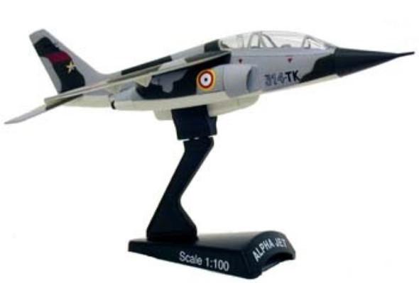 Model Power 1:100 Model Aircraft Alpha Jet 5363
