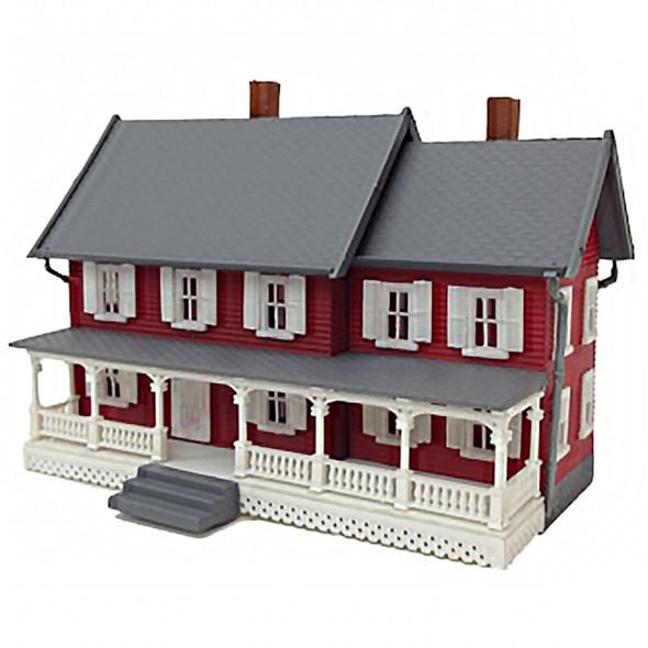 Model Power 6375 Stevenson's House Built-Up Building : O Scale