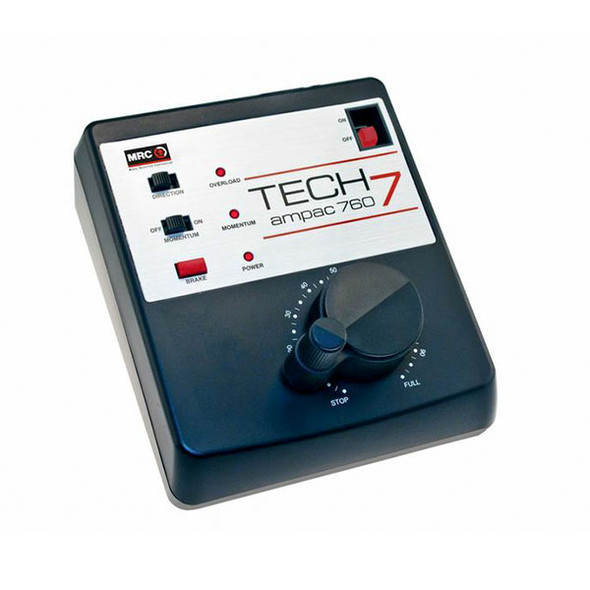 MRC 0001276 Tech 7 Ampac 760 Train Controller 20VA 1276 for N / HO / O Scale