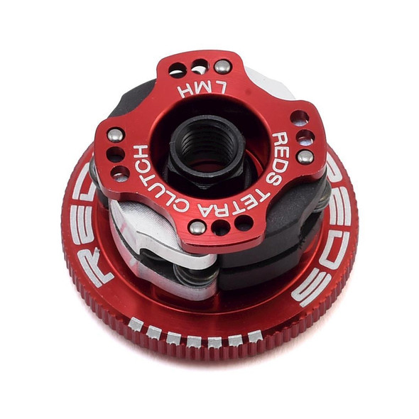 Reds Racing MUQU0022 REDS 34mm Off-Road Tetra Adjustable 4-Shoe Clutch System V2