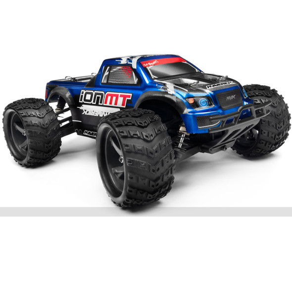 Maverick 12809 1/18 iON MT 4WD Off-Road Electric RTR Monster Truck