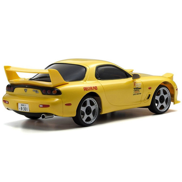 Kyosho MZQ103 Initial D Replacement Body Mazda RX-7 FD3S MZ Collection : MINI-Z